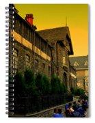 Shimla Town Hall Spiral Notebook