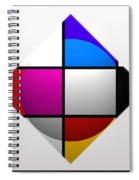 Ship Spiral Notebook