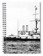 Ships Hms 'victoria Spiral Notebook