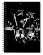 Sid Wilson's Tools For Building Stagecoaches Pick 'em Up Ranch Tombstone Arizona 1979 Spiral Notebook