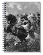 Siege Of Yorktown, 1781 Spiral Notebook