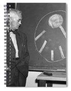 Sir Alexander Fleming Spiral Notebook