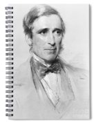 Sir James Paget (1814-1899) Spiral Notebook