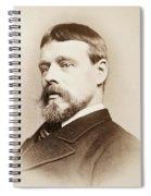 Sir Lawrence Alma-tadema (1836-1912) Spiral Notebook