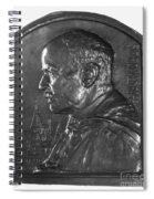 Sir Ronald Ross (1857-1932) Spiral Notebook