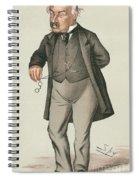 Sir William Jenner Spiral Notebook