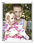 Sisters Spiral Notebook