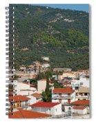 Skiathos Island Greece Spiral Notebook