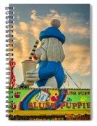 Slush Puppie Spiral Notebook