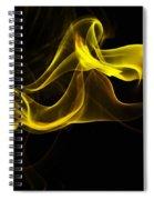 Smoke 3 Spiral Notebook