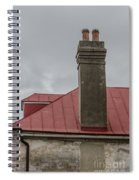 Smoke Stack Spiral Notebook