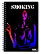 Smoking Kills  Spiral Notebook