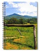 Smoky Mountain Spiral Notebook