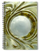 Snowball Spiral Notebook