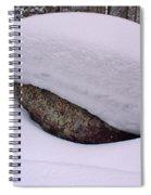 Snowviews Spiral Notebook