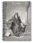 Solomon Spiral Notebook