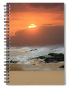 Song Of The Sea Spiral Notebook