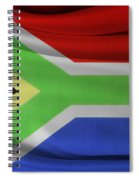 South African Flag  Spiral Notebook