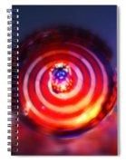 Spinning Top Spiral Notebook