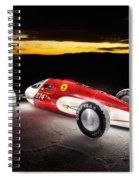 Spirit Of Sunshine Spiral Notebook