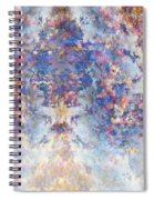 Spiritual Torrents Spiral Notebook