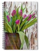 Spring Delight Spiral Notebook