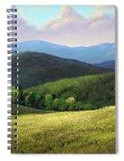 Spring Hills Spiral Notebook