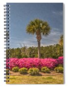 Spring Time In Charleston Spiral Notebook