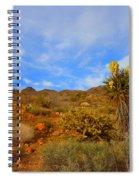 Springtime In Arizona Spiral Notebook
