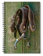 Spurs Spiral Notebook