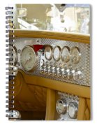 Spyker Spiral Notebook