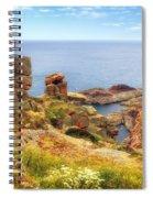 St Brelade - Jersey Spiral Notebook