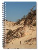 St Joseph Sand Dunes Spiral Notebook