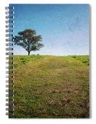 Stands Alone Spiral Notebook
