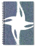 Star Dust Spiral Notebook