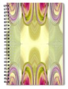 Star Elite Abstract Spiral Notebook