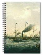 Steamship Spiral Notebook