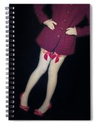 Stockings Spiral Notebook