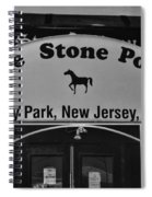 Stone Pony Spiral Notebook