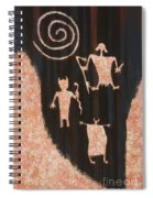 Stories In Stone Spiral Notebook