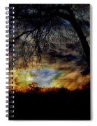 Stormy Weather Spiral Notebook