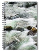 Stream Great Smoky Mountains  Spiral Notebook