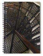 Sturgeon Point Lighthouse Spiral Staircase Spiral Notebook