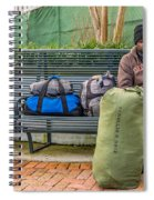Such A Long Journey Spiral Notebook
