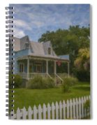 Sullivan's Island House Spiral Notebook