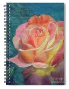 Summer Bloom 1 Spiral Notebook