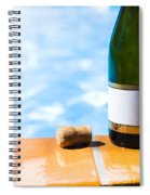 Summer Party Spiral Notebook