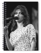 Susanna Hoffs Spiral Notebook