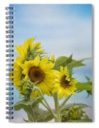 Swaying In The Breeze 2 Spiral Notebook
