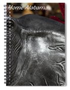 Sweet Home Alabama Spiral Notebook
